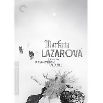 Marketa Lazarova [DVD] USA import