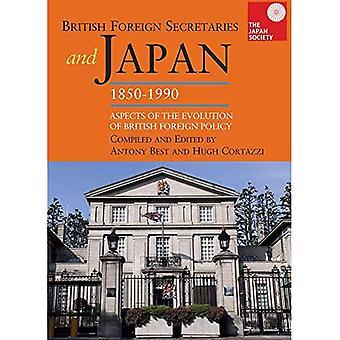 Britse Buitenlandse Secretaresses en Japan, 1850-1990: Aspecten van de Evolutie van Brits Buitenlands Beleid