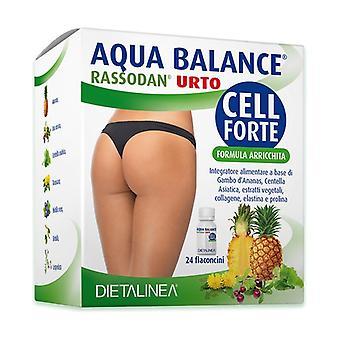 Aqua Balance Rassodan Shock Cell Forte 24 vials