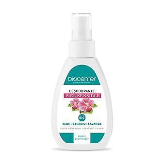 Kasvitieteellinen deodorantti Aloe Geranium Lavender Bio 100 ml