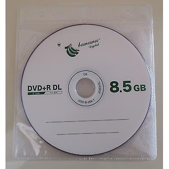 Dvd+r Dl 8,5 gb Dual Layer D9 8x 240min