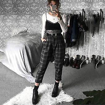 Women Streetwear Cool High Waist Trousers Sweatpants Joggers