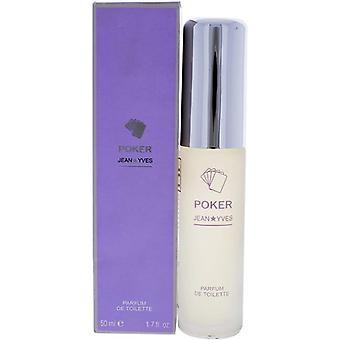 Milton Lloyd Poker Parfum de Toilette Spray for Women 50 ml