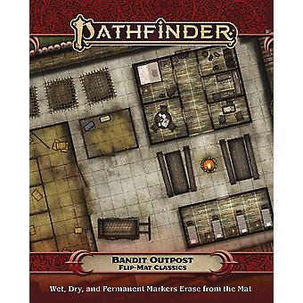 Pathfinder Flip-Mat Classics Bandit Outpost