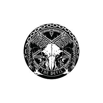 Insignia mortal del Tarot El Diablo