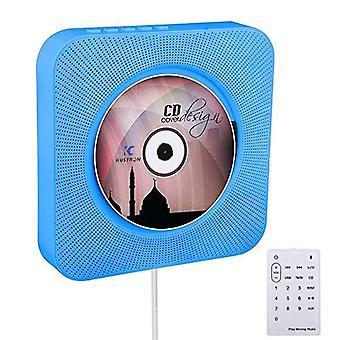 Luova Cd-soitin Seinään kiinnitettävä Bluetooth-kannettava ääni kaukosäätimellä