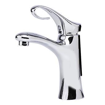 Alfi Brand Ab1295-Pc Polished Chrome Single Lever Bathroom Faucet