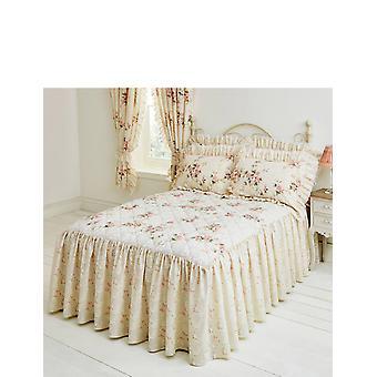 Vantona Charlotte Fitted Bedspread