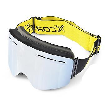 Uv הגנה מסכה משקפיים בחוץ ספורט חורף סקי להחליק נשים