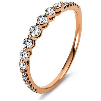 Luna Creation Promessa Ring Multiple Stone Trim 1N575R854-3 - Ringbreedte: 54