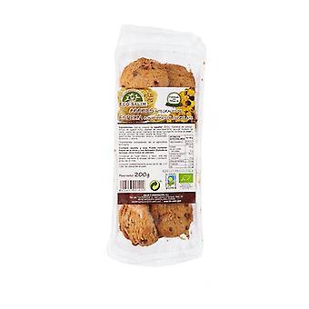 Integrerte cookies med sjokolade 200 g