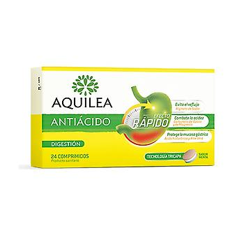 Aquilea Antacid 24 tablets (Mint)