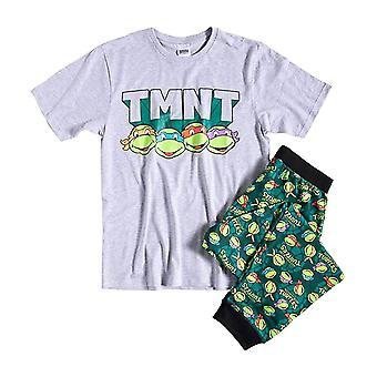 """Men's Teenage Mutant Ninja Turtles """"TMNT"""" Pijama Set"""