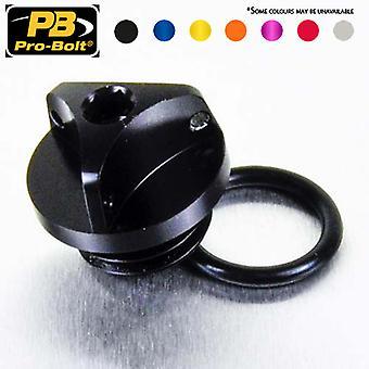 Pro Pultti Alumiini öljyntäyttökorkki M24 x (2,00mm) (1 pakkaus) OFCB30