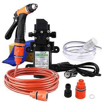 12v Car Washer Gun Pump High Pressure Cleaner Car Care Portable Washing Machine
