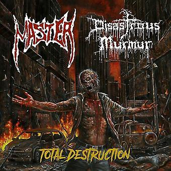 Master & Disastrous Murmur - Master / Disastrous Murmur [Vinyl] USA import