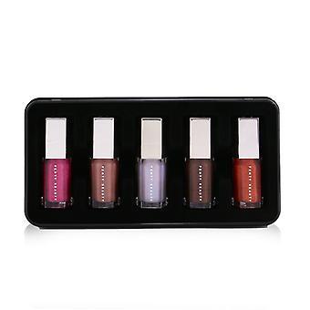 Fenty Beauty by Rihanna Glossy Posse Mini Gloss Bomb Collection (5x Mini Gloss Bomb) 5x5.5ml/0.18oz