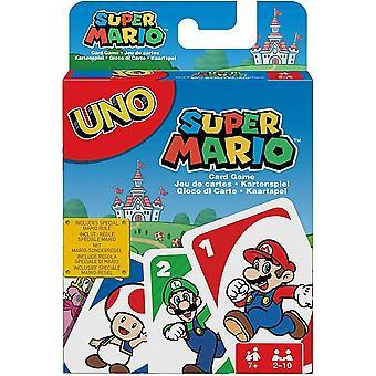 宇野スーパーマリオブラザーズカードゲーム