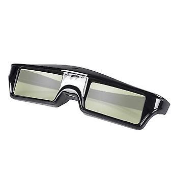 القابلة لإعادة الشحن مصراع نشط 3D النظارات ل optoma benq أيسر سوني جميع dlp
