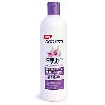 Babaria Haarstärkung Knoblauch Conditioner 400 ml