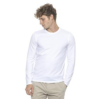 Alpha Studio Bianco Sweater