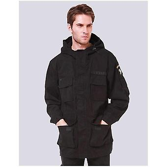 Army Tactical U.s. Airborne Hooded Jacket