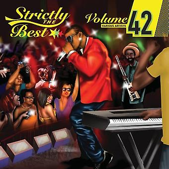 Strictly the Best - Vol. 42-Strictly the Best [CD] USA import