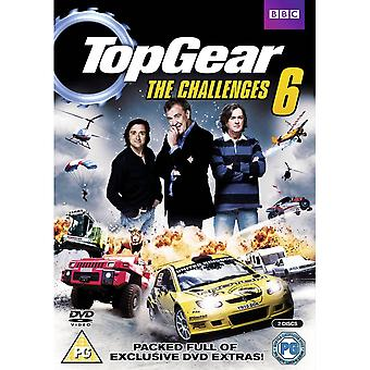 Top Gear - The Challenges 6 DVD