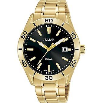 Pulsar Kwarcowy męski zegarek PS9648X1