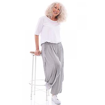 Made In Italy Carey Harem Pants