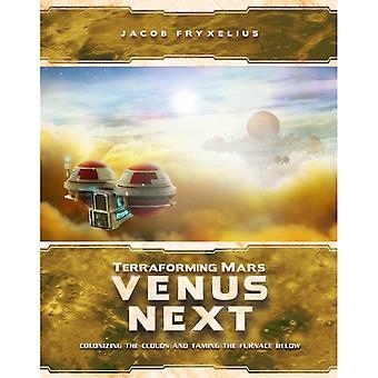 Terraforming Mars Venus Next Expansion Board Game