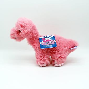 Lang Syne Publishers Ltd Nessie Soft Toy Pink 15cm