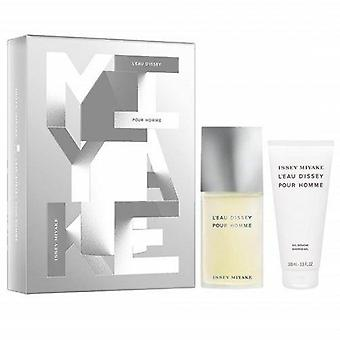 Issey Miyake L'Eau D'Issey Pour Homme Giftset 2 piezas 175 ml