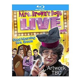 Mrs Brown es Boys Live Tour Good Mourning Mrs Brown Blu-ray