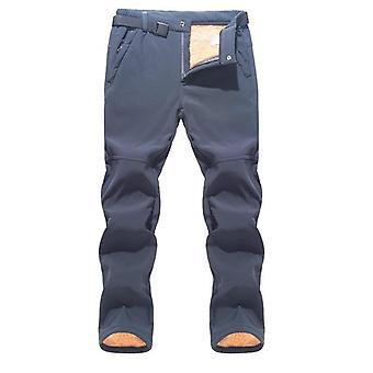 Men Women Outdoor High Quality Windproof Waterproof Warm Snow Trousers