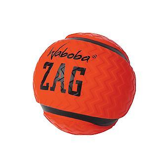 Waboba Zag Ball - Reddish Orange