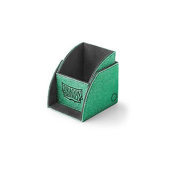 Dragon Shield Nest Box 100: Verde / Negro