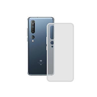 Mobile cover Xiaomi Mi 10 Contact TPU Transparent