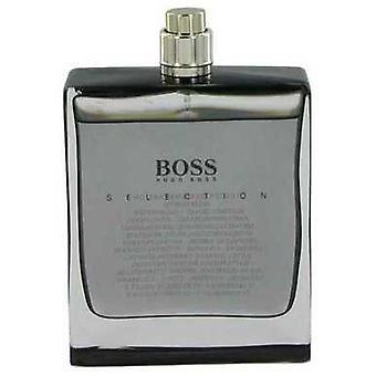 Boss Selection By Hugo Boss Eau De Toilette Spray (tester) 3 Oz (heren)