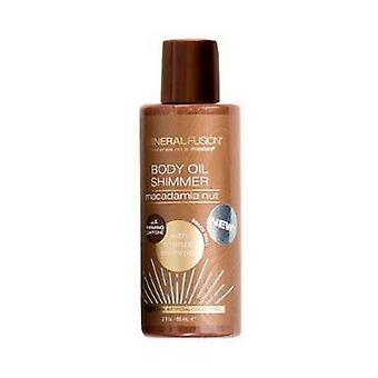 Mineral Fusion Body Oil Skimmer Brons, 3 Oz