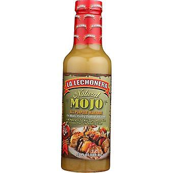 La Lechonera Sauce Natural Mojo, Case of 12 X 23 Oz