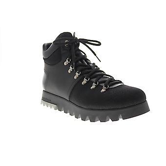 Aquatalia Adult Mens Dakota Tech Tumb Calf Casual Dress Boots