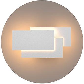 vegg sconces interiør ledet lampe 24w 1920lm moderne vegglampe for romhus korridor varm hvit stue 3000k