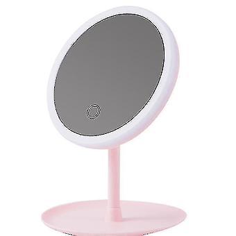 Smart Vanity Mirror With Light Led Desktop Mirror Student Fill Light(GROUP2)