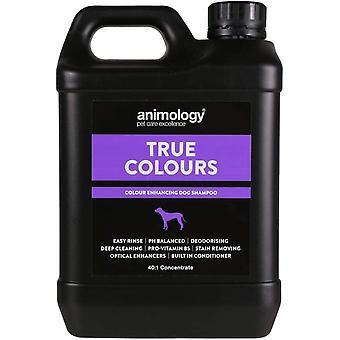 Animologia Todelliset värit Nestemäinen Koiran Shampoo