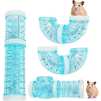 External Connection Tunnel For Hamster Caliber 5.5 Hamster Tube Tunnel Tower Tower, Varied Diy Game Module For Toy Exercise For Mouse Hamster Tunnel-b