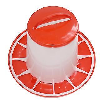 Chicken Drinker / Feeder Hahn Henne Trinkkessel Fütterungsgerät