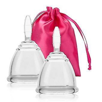 Menstruatiecups siliconen menstruatiecup vrouwelijke hygiëne menstruatie vrouw cup copa
