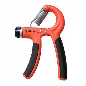 Agarre de potencia de mano ajustable agarre de ejercicio de mano 10-40 Kg para el antebrazo de muñeca