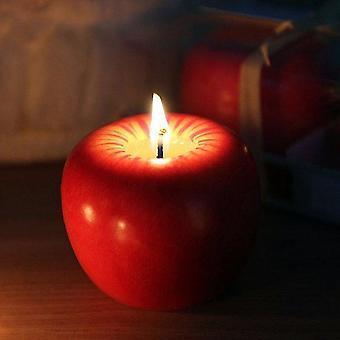 Christmas Eve Apple Candle